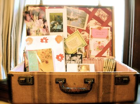 ideas for Old Suitcase Vintage Luggage | Very inspiring. And what ...