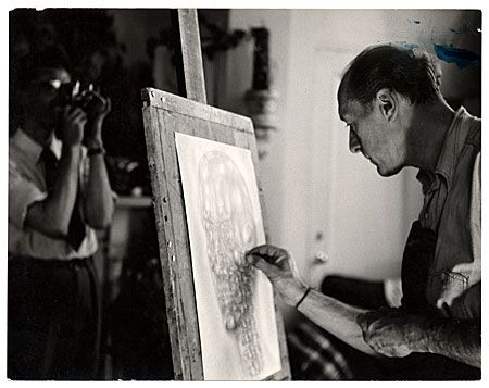 Nascimento: 21 de setembro de 1898. Falecimento: 31 de julho de 1957, Grottaferrata, Itália. Período: Surrealismo.