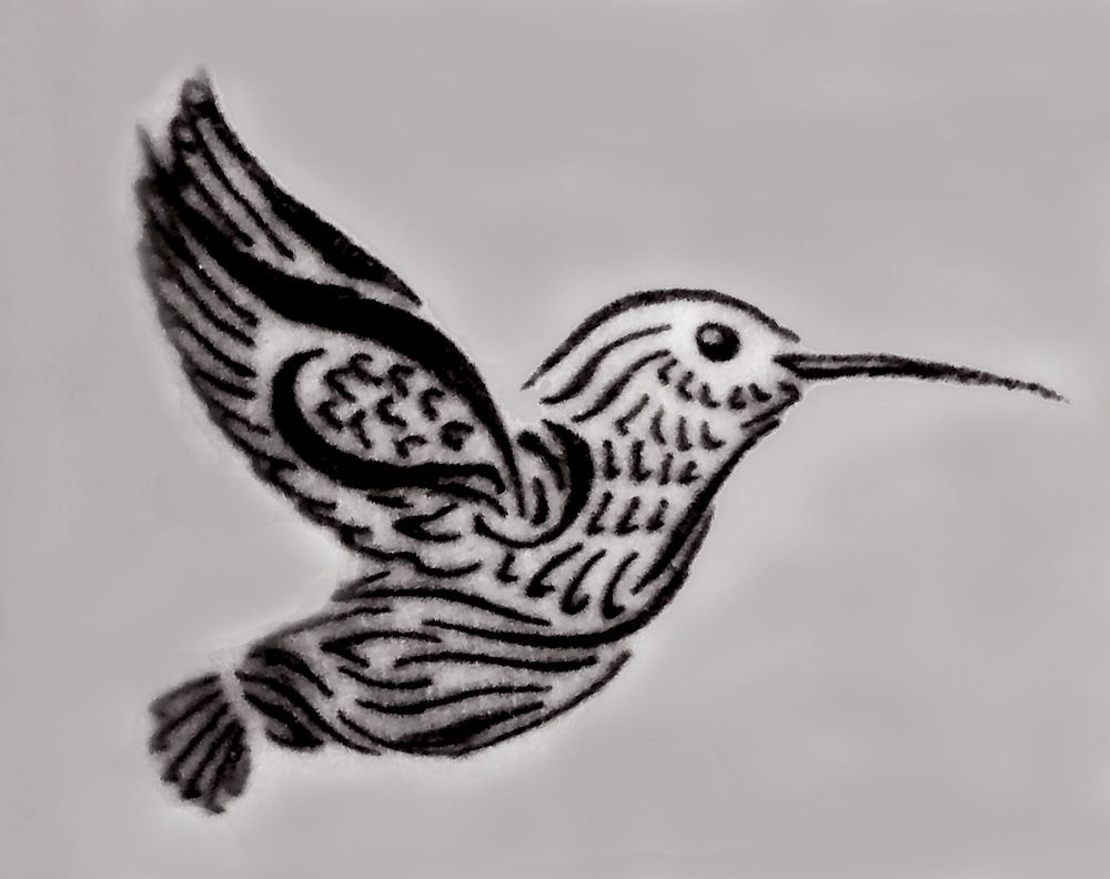 Hummingbird with neda symbol in wing 3 sorry mom pinterest hummingbird with neda symbol in wing 3 biocorpaavc Images