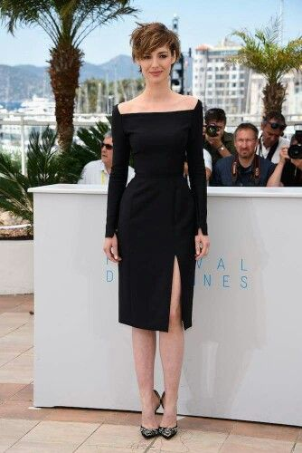 5768ad37c49 Louise Bourgouin Cannes 2015 in Dior Dior Shoes