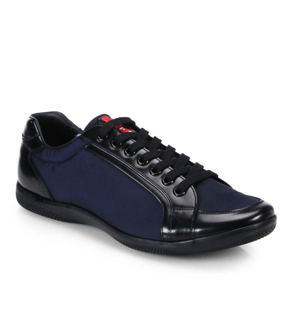 Prada Nylon Sneakers Blue : Buy replica watches, designer replica handbags,  cheap wallets, shoes for sale