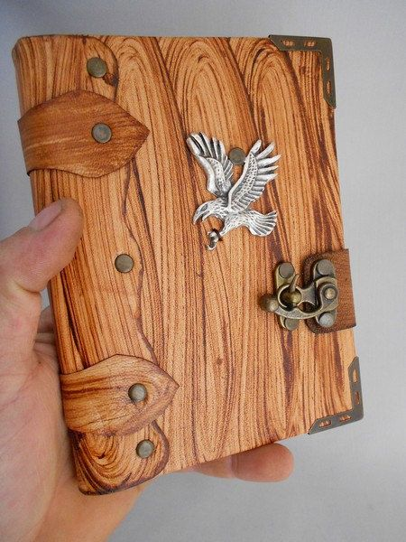 ***HANDMADE LEATHER JOURNAL***  This handmade leather journal made from the highest quality materials. Once you see the journal in real life, you