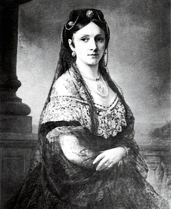 Julia, Princess of Battenberg
