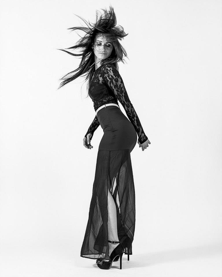 black and white fashion work! by Charles Lugtu