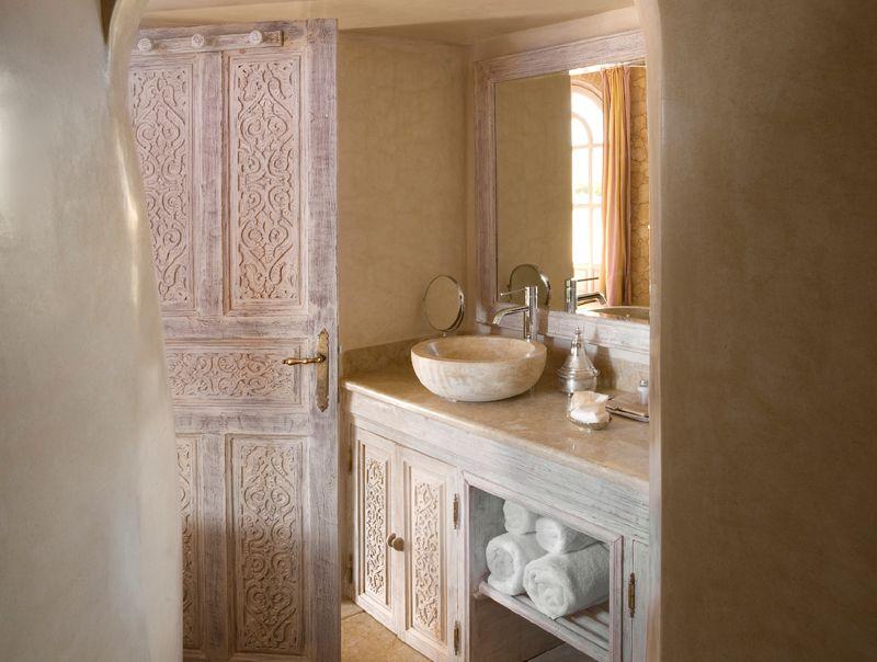 salle de bain tadelakt 1 | Tadelakt, Salle de bain marocaine ...