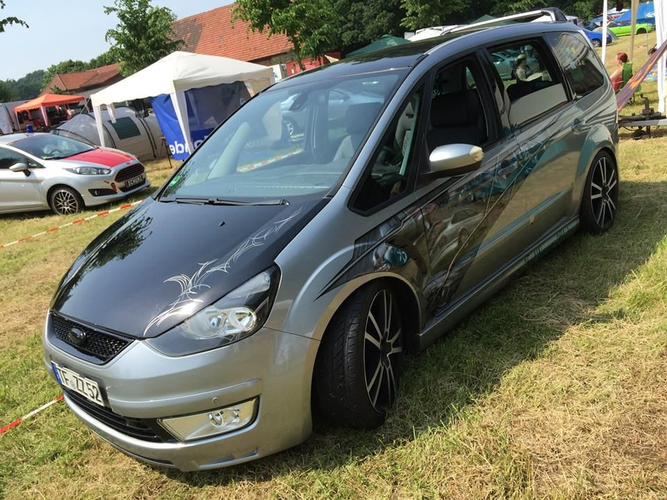 Ford Focus S Max Tuning Ford Focus St Smax