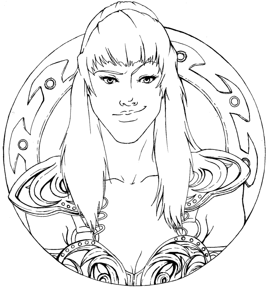 Women Warriors Coloring Pages Google Search A Curated Group Of
