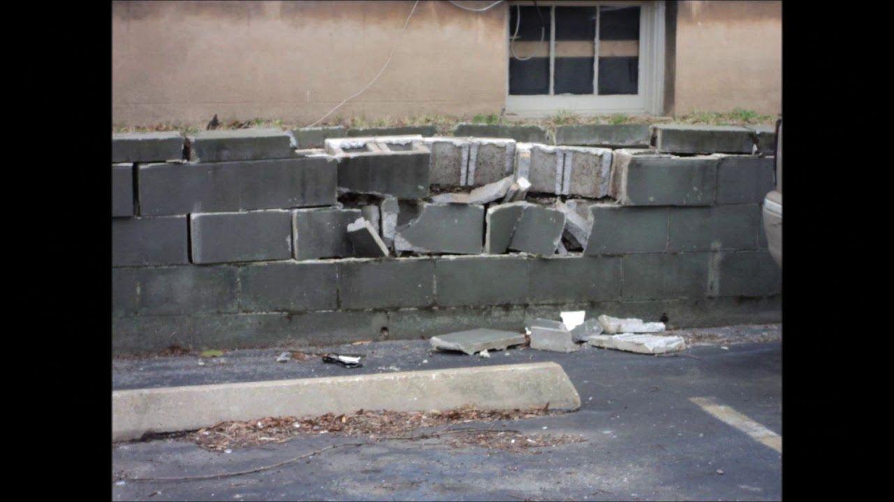 Cement Block Wall Removal Service In Omaha Nebraska Omaha Junk Disposa Cement Blocks Block Wall Omaha Nebraska