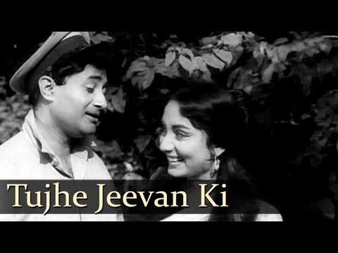 Lyrics / Video of Song : Tujhe Jeevan Ki Dor Se Bandh Liya