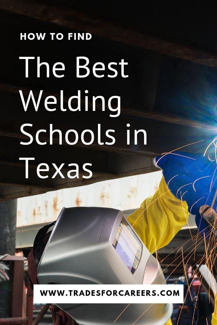 The 179 Top Welding Schools for Certification in Texas
