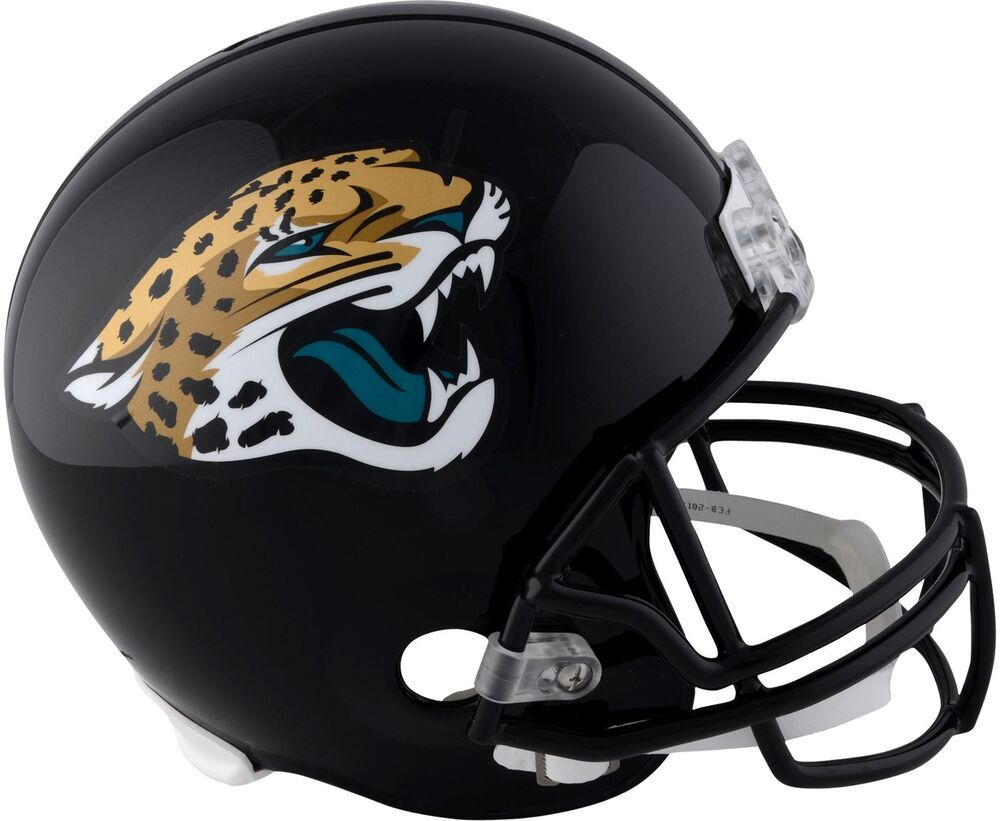 Riddell Jacksonville Jaguars VSR4 Full-Size Replica Football Helmet -  Fanatics  FootballHelmet  sportsmemorabilia  autograph a497dcbce