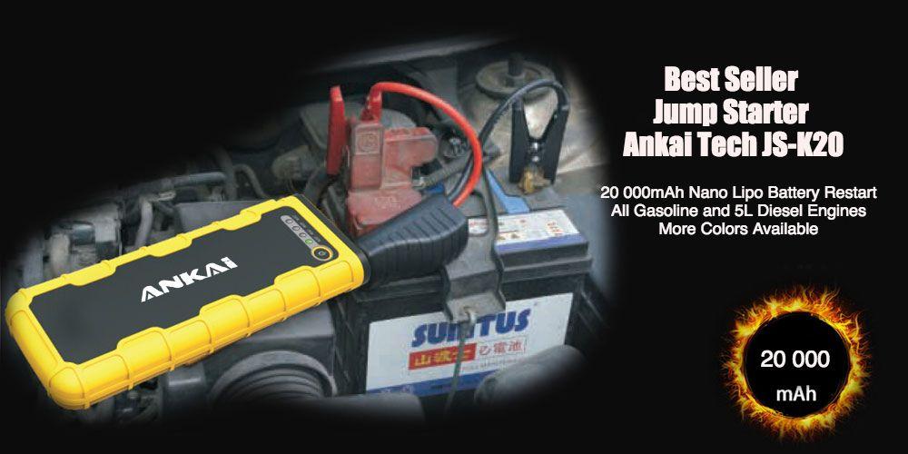 Ankai Tech JS-K20 for Diesel and Gas Engine 20000mAh ANKAI Tech