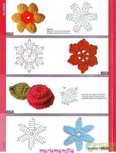 SIN TITULO - fiebrederevistas - Picasa Web Albums | Irish Crochet ...
