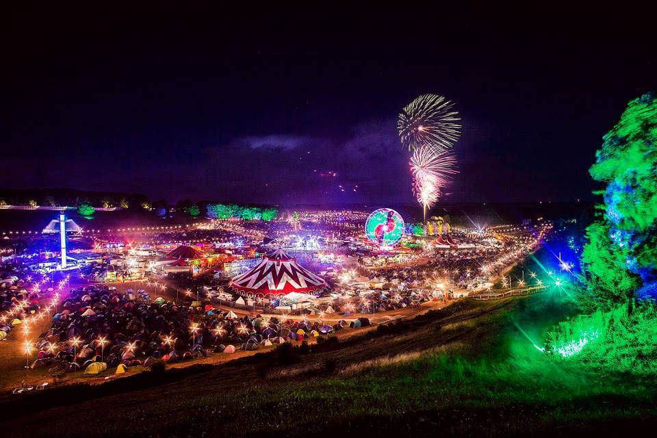 BoomTown 2014 – creative and still refreshingly non-commercial