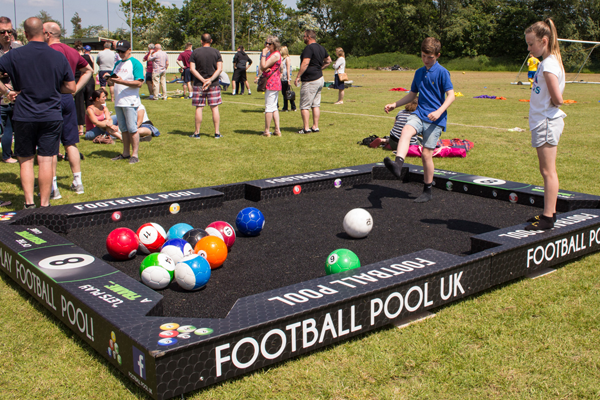 Footpool Hire From Fun4guests Indoor Or Outdoor Fun For