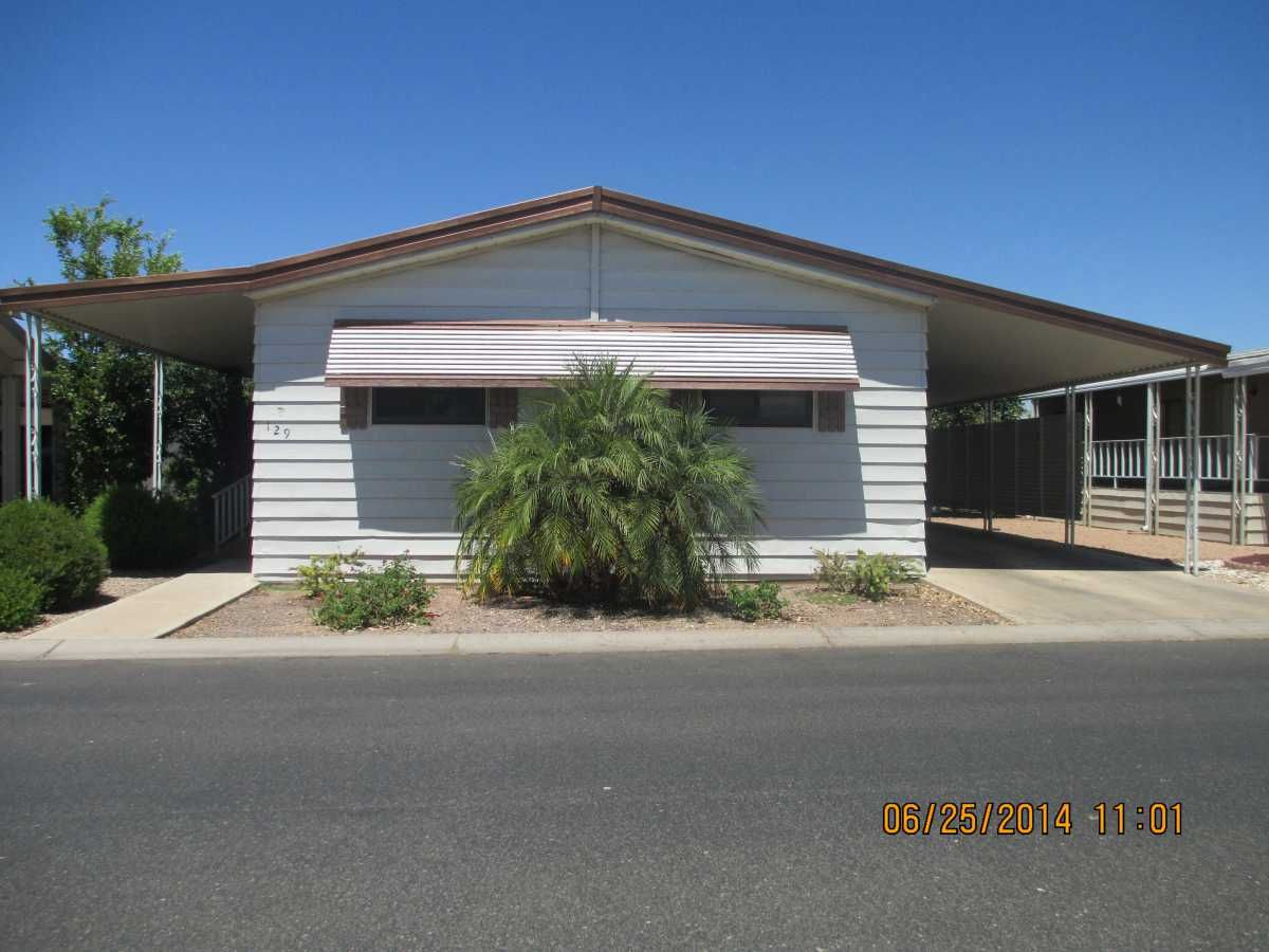 Cavco Mobile Home For Sale In Peoria Az 85345 Mobile Homes For