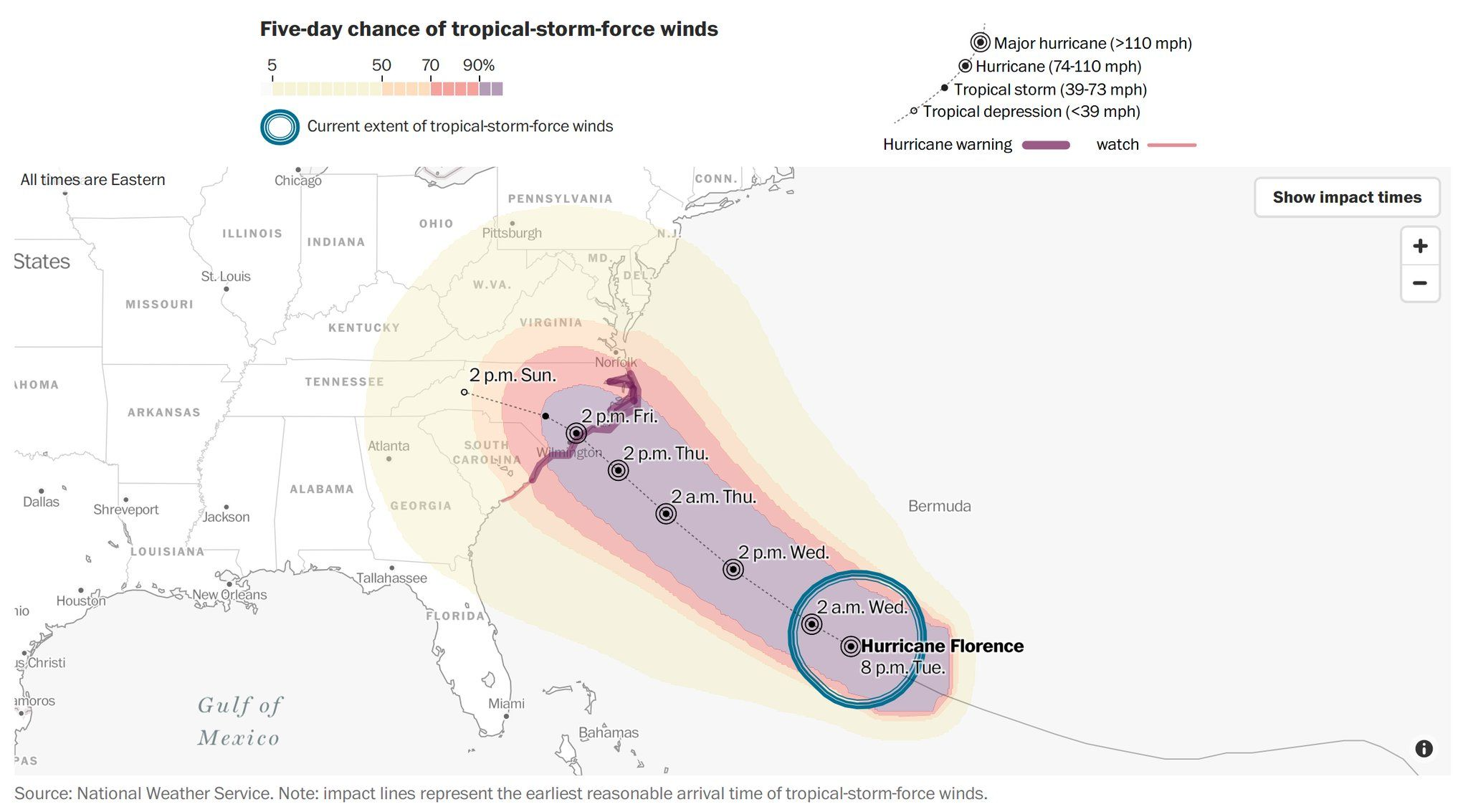 Hurricane Florence Washington Post Hurricane Illinois State Tropical Storm