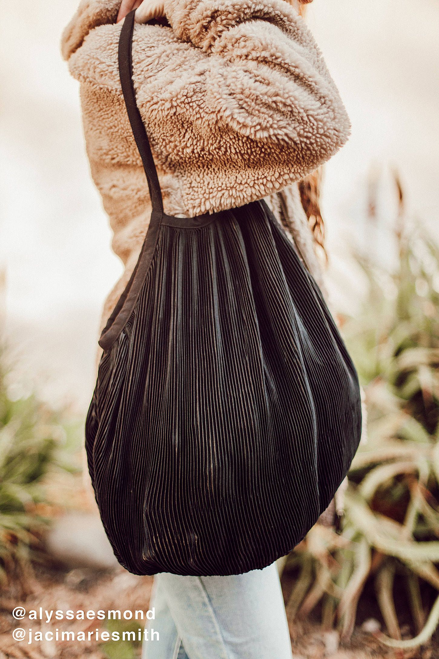 7345c87758ad Shop Plisse Pleated Shopper Tote Bag at Urban Outfitters today. We carry  all the latest styles