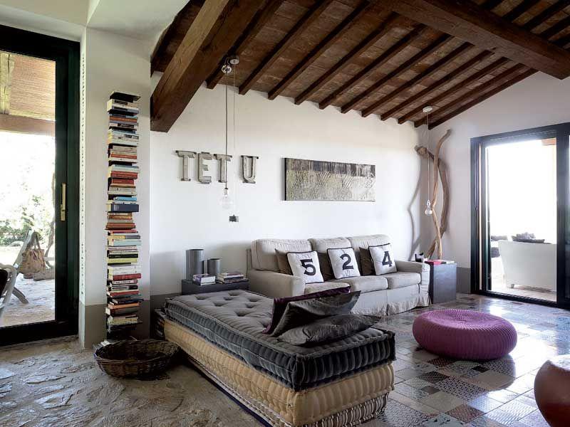 Décoration maison de campagne - un mélange de styles chic | Déco ...