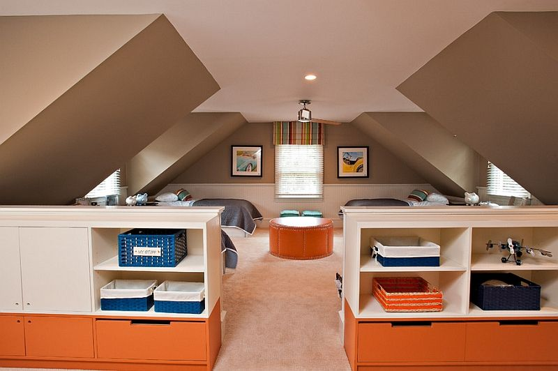 How To Decorate Rooms With Slanted Ceiling Design Ideas Rooms