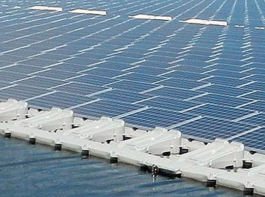 Kyocera Is Building The World S Largest Floating Solar Plant Solar Energy Facts Solar Energy Diy Solar Energy
