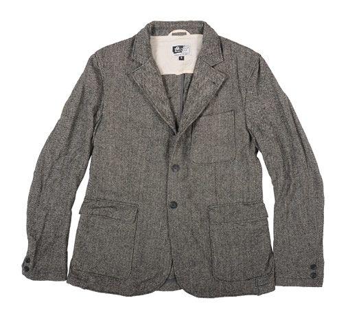 Engineered Garments エンジニアドガーメンツ Model Baker Jacket-Wool Flannel ベイカージャケット-ウールフランネル Price 42,000 YEN