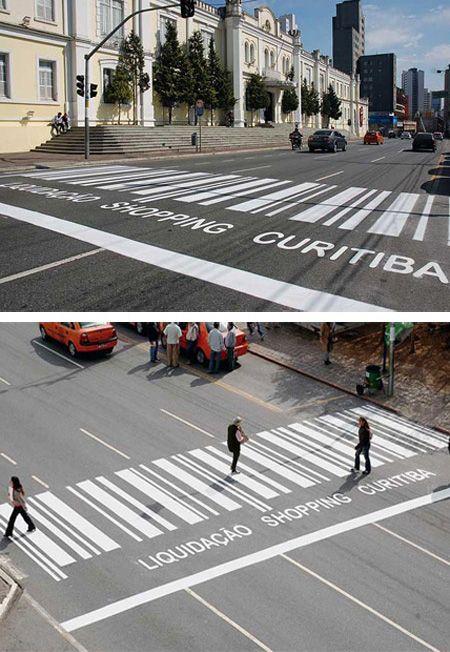Pedestrian crossing - cruce peatonal