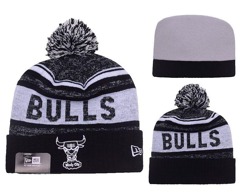 a998a9618f2 Chicago Bulls New Era Beanies New Era Beanie