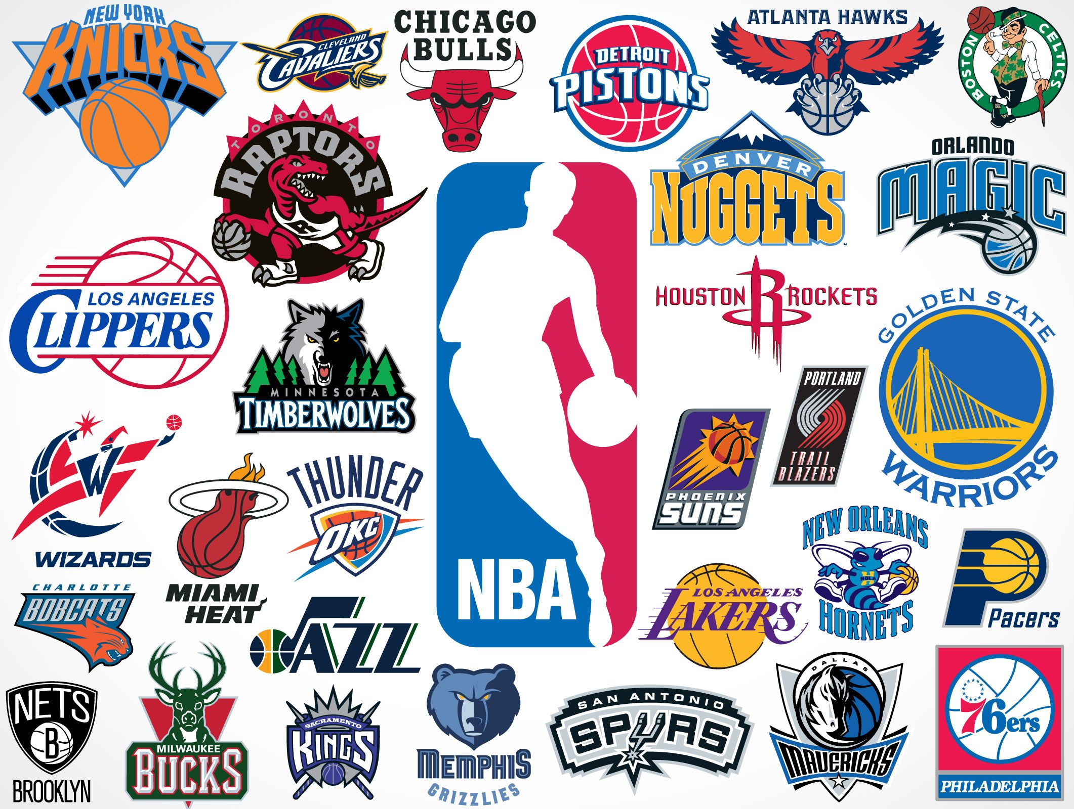Pin by Douglas Pollino on teams | NBA, Nba basketball ...