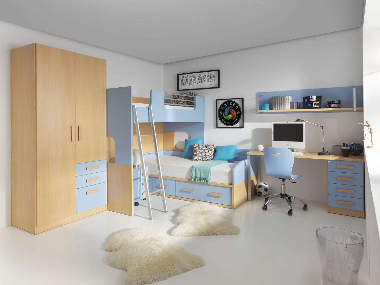 Muebles-Orts-Base.2-Dormitorio-Juvenil-177.jpg (1306×979) | cuarto ...