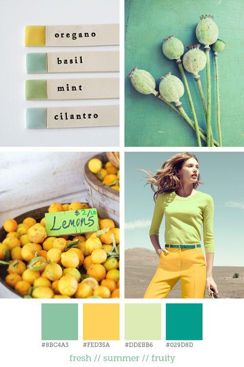 fresh // summer // fruity