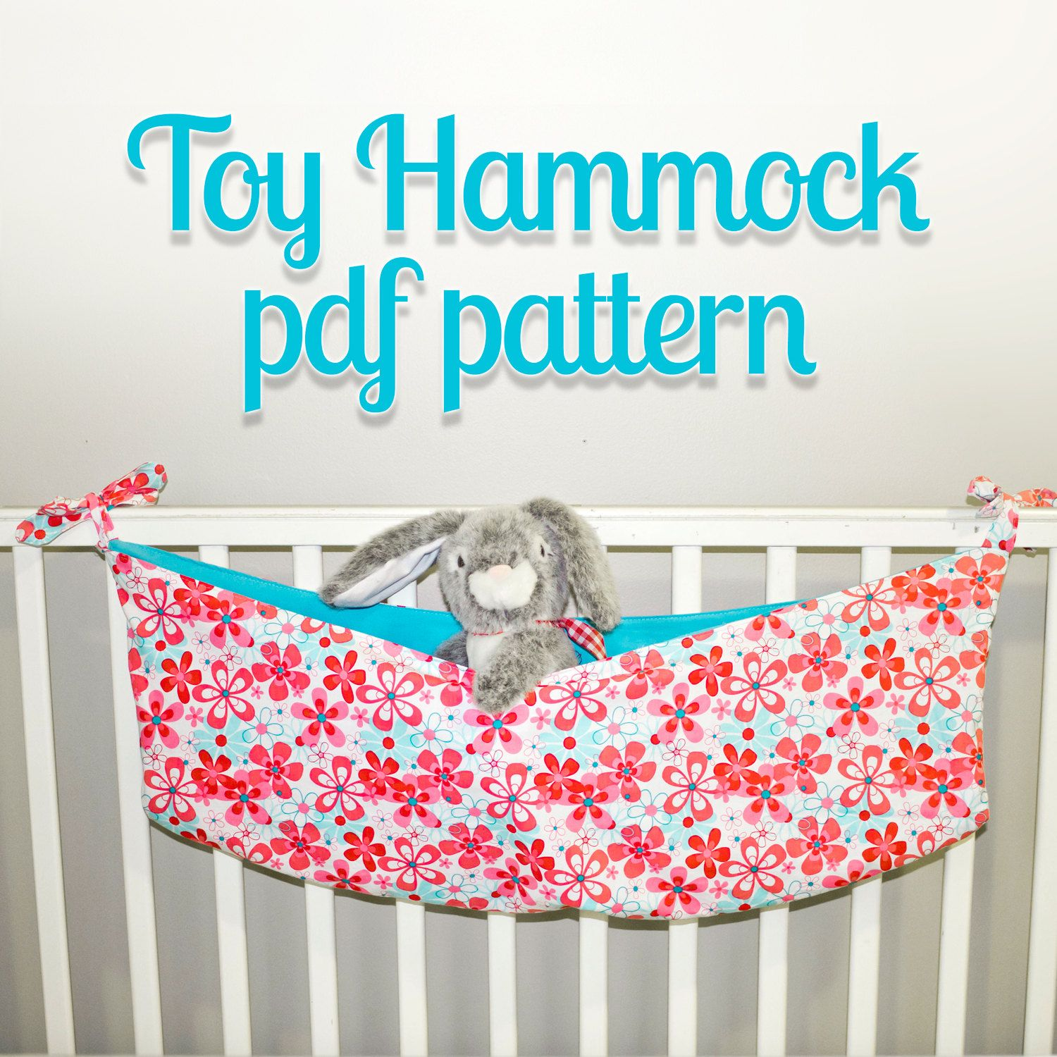 Toy Hammock Pattern by mammacandoit on Etsy | Parker\'s room ...