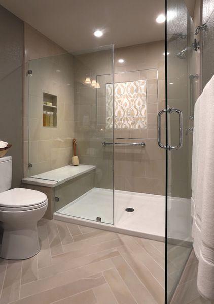 Übergangs-Badezimmer von Altera Design & Remodeling, Inc. #50anniversary