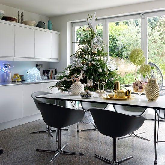 Esszimmer Wohnideen Möbel Dekoration Decoration Living Idea - Esszimmer Modern Weiss