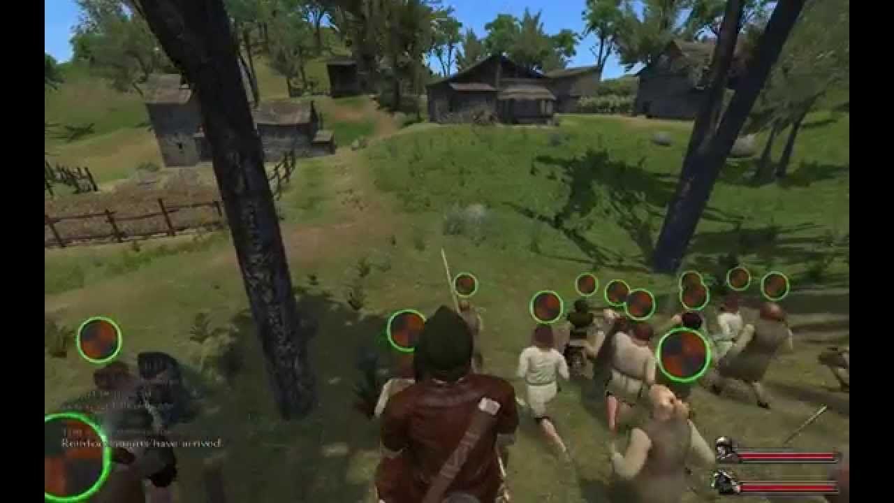 Mount & Blade Warband Gameplay | Mount & blade, Gameplay, Blade