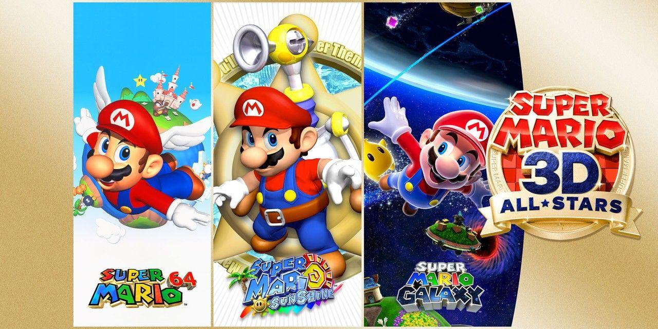 Super Mario 3d All Stars Nintendo Switch Releases Nintendoreporters Nintendo Super Mario Super Mario Bros