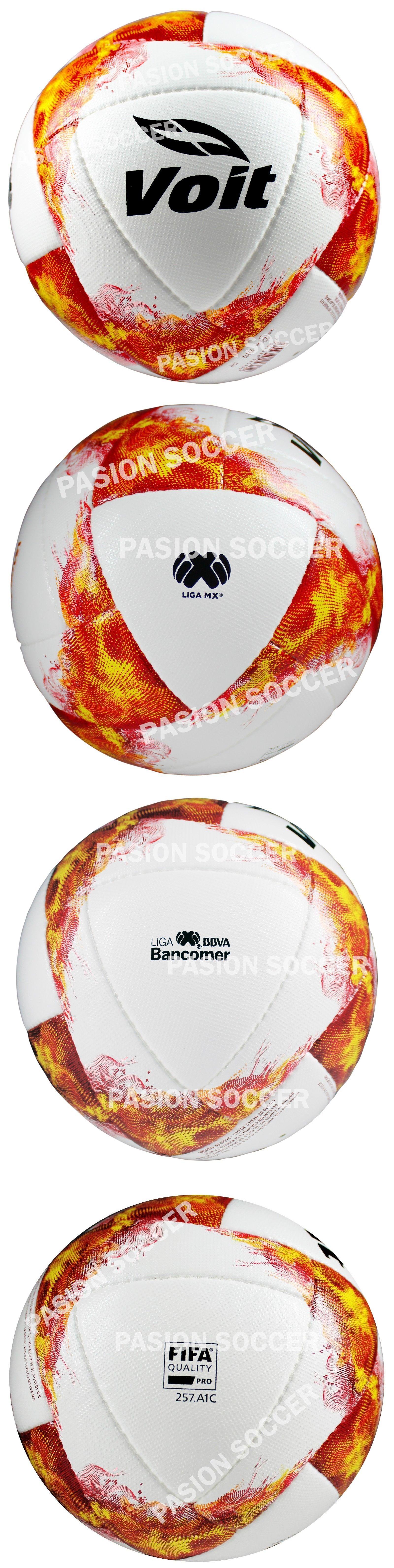 Balls 20863  Official Match Fifa Voit Soccer Ball Nova Liga Bancomer Mx  Apertura 2018 -  BUY IT NOW ONLY   79.99 on eBay! e90372ad63521