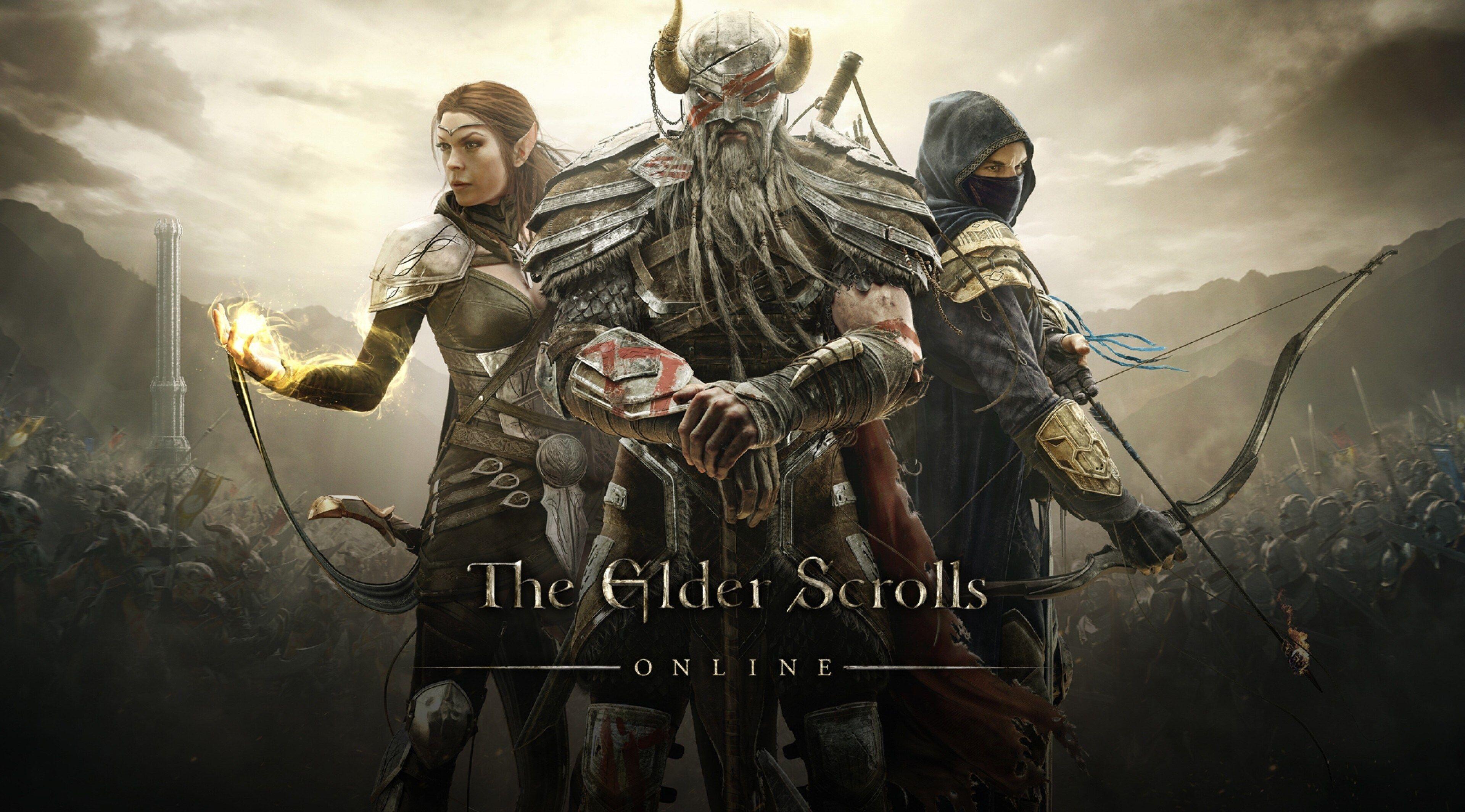 3840x2130 The Elder Scrolls Online 4k Hd Wallpaper For Desktop Elder Scrolls Elder Scrolls Online Elder Scrolls Oblivion