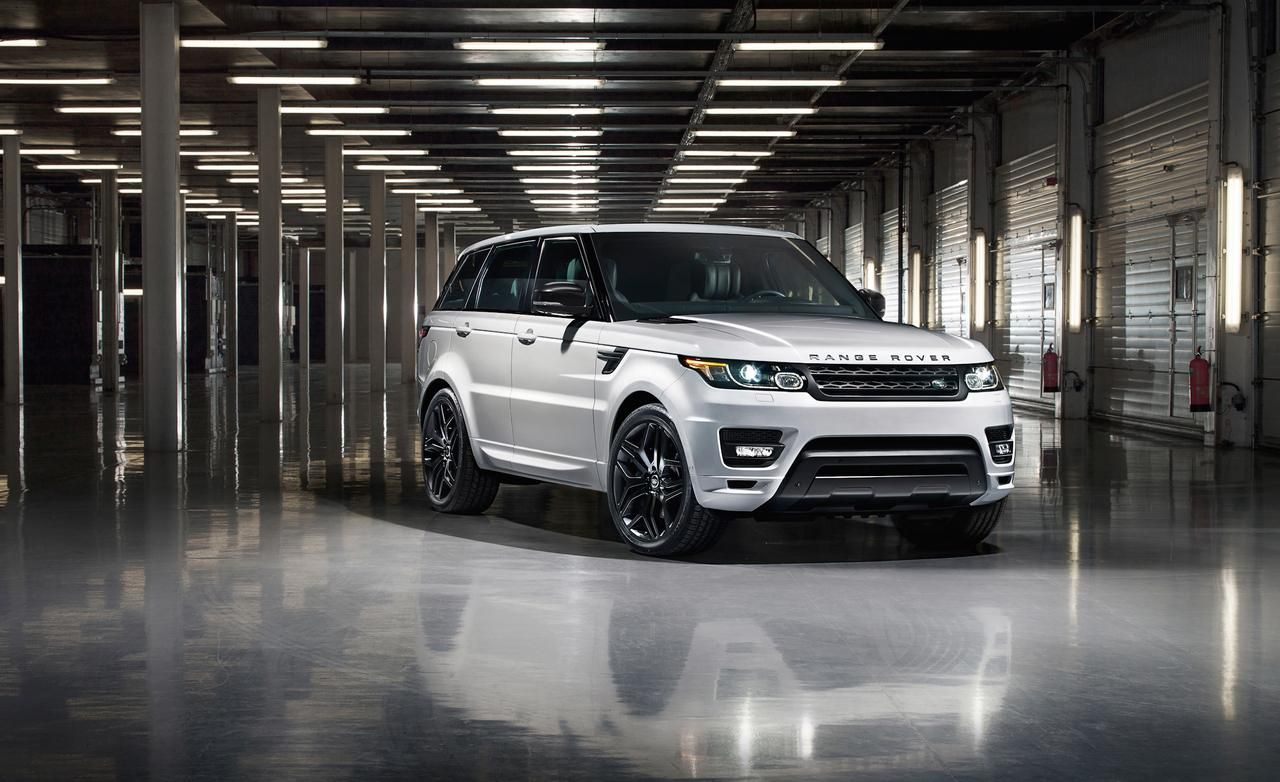 Land rover range rover sport svr full desktop backgrounds