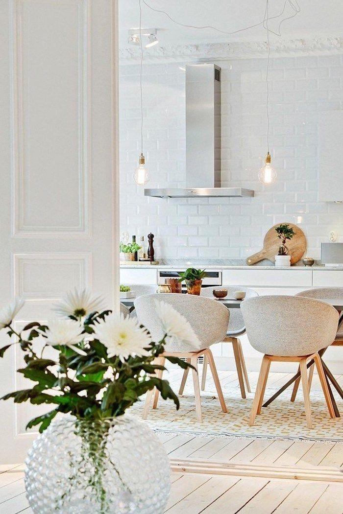 Les meubles scandinaves, beaucoup d\u0027idées en photos! Decoration - decoration de salle de sejour