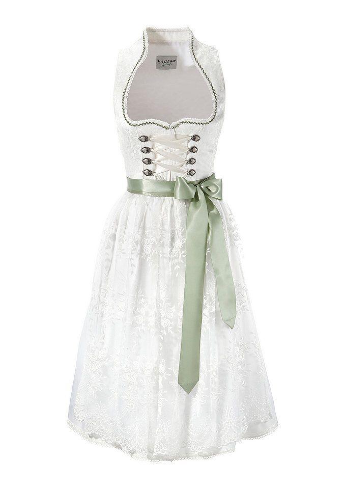 1daa720a355b8 Standesamt ❤️ | Dirndle | Hochzeitskleid dirndl, Braut dirndl und ...