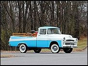 1957 Dodge Sweptline