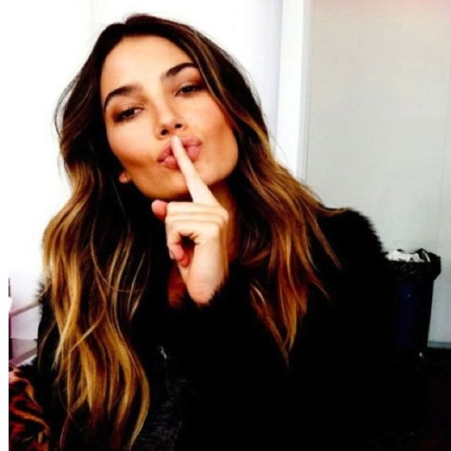 Lily Aldridge, oh how I love you