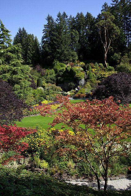 Butchart Gardens - Victoria, Canada | Landscape services
