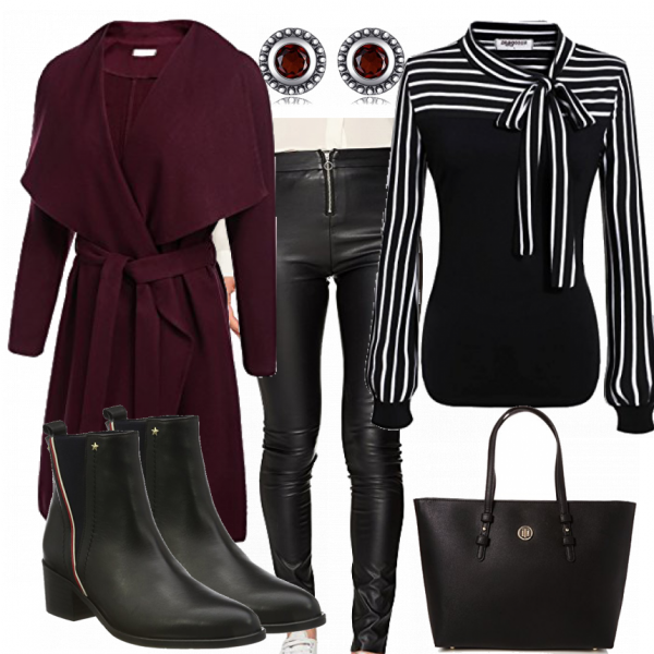 Abend Outfits: Schick bei FrauenOutfits.de