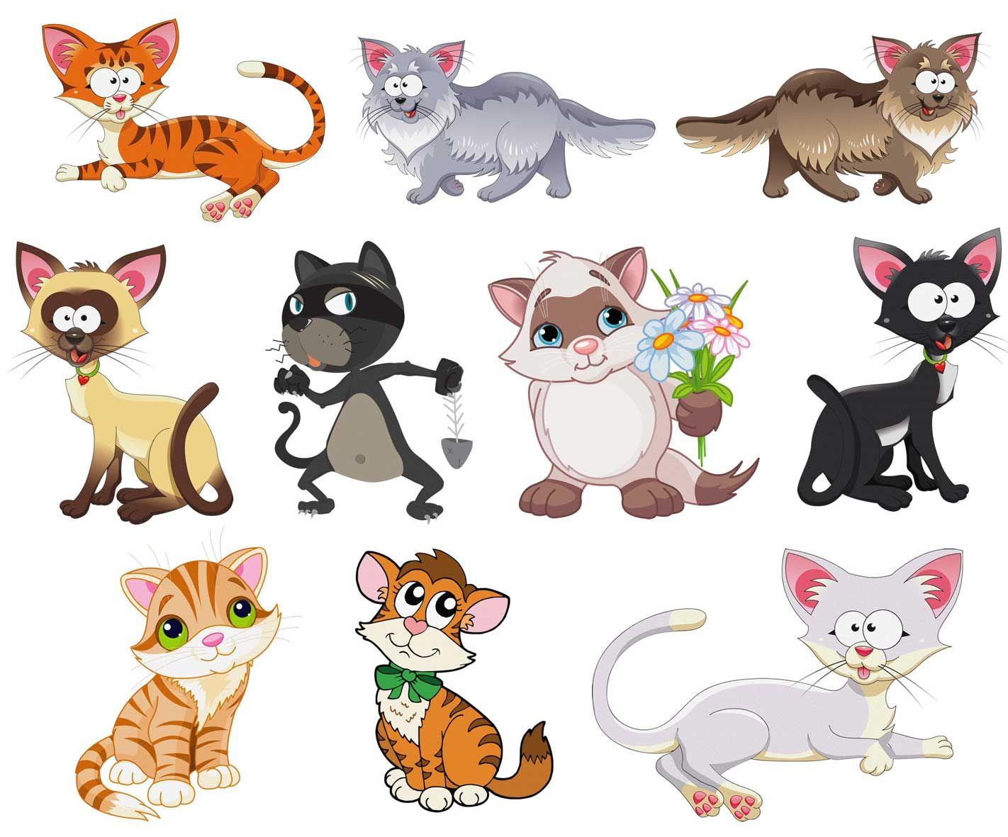 нарисовать прикольные картинки котенок хорошо просушить
