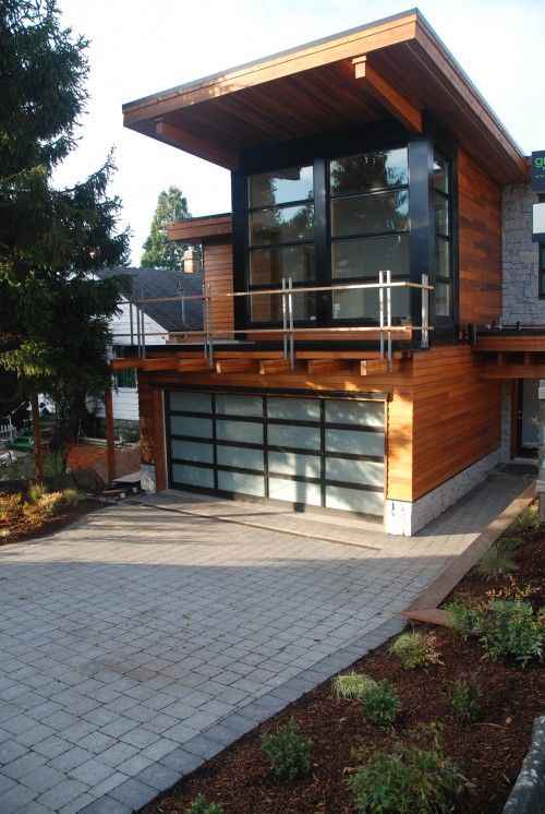 Superbe I Really Like This Look With The Living Space Area Above The Garage And The  Look Of The Horizontal Siding