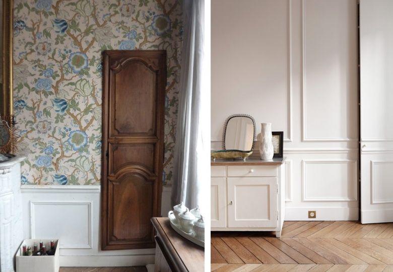 Décoration et architecture du0027intérieur dans une salle de bain Door