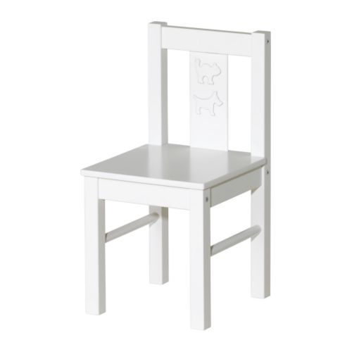 Lovely KRITTER Childrenu0027s Chair, White | Playrooms, Ikea Lack Table And Lack Table