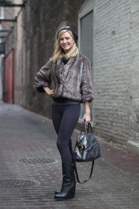 Chicago S Best Winter Street Style In 25 Chic Snaps Refinery29 Http